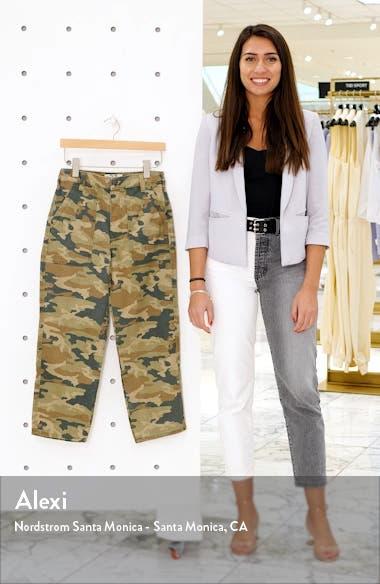 Remy Camo Crop Pants, sales video thumbnail