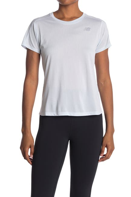 Image of New Balance Impact Run Short Sleeve T-Shirt