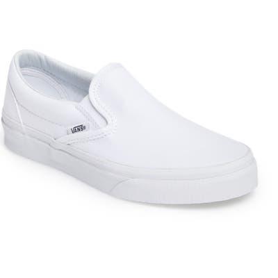 Vans Classic Slip-On Sneaker- White