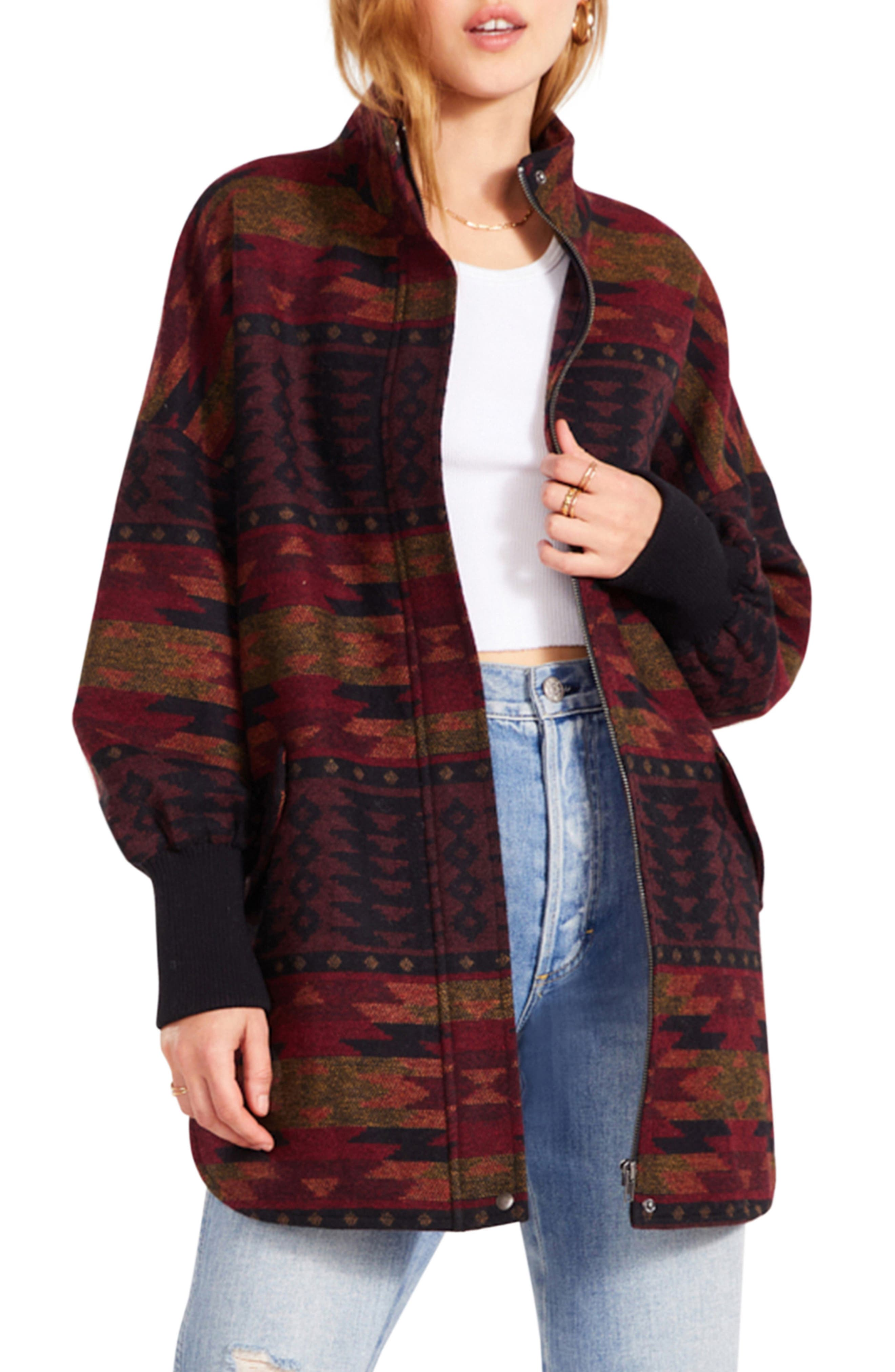 Cabin Fever Oversize Coat