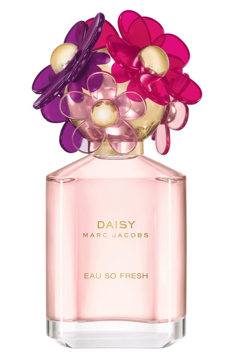 MARC JACOBS 'Daisy Eau so Fresh Sorbet' Eau de Toilette Spray, Main, color, 000