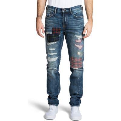Prps Le Sabre Slim Fit Jeans, Blue