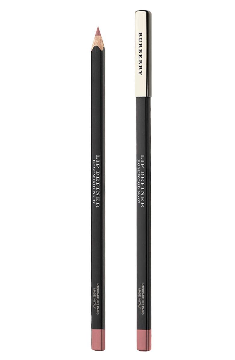 BURBERRY BEAUTY Lip Definer Pencil, Main, color, 001