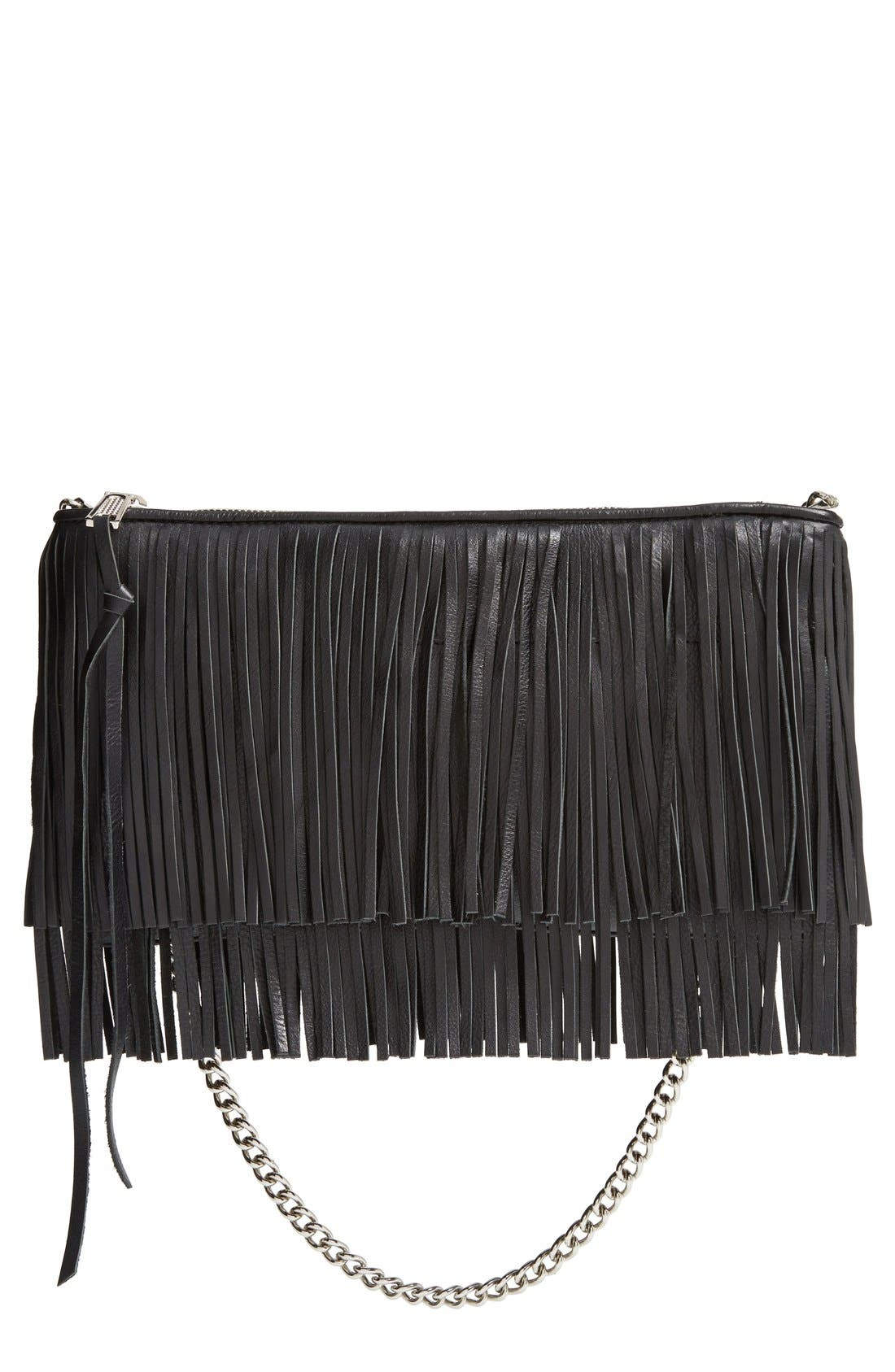 'Large Finn' Clutch, Main, color, 001
