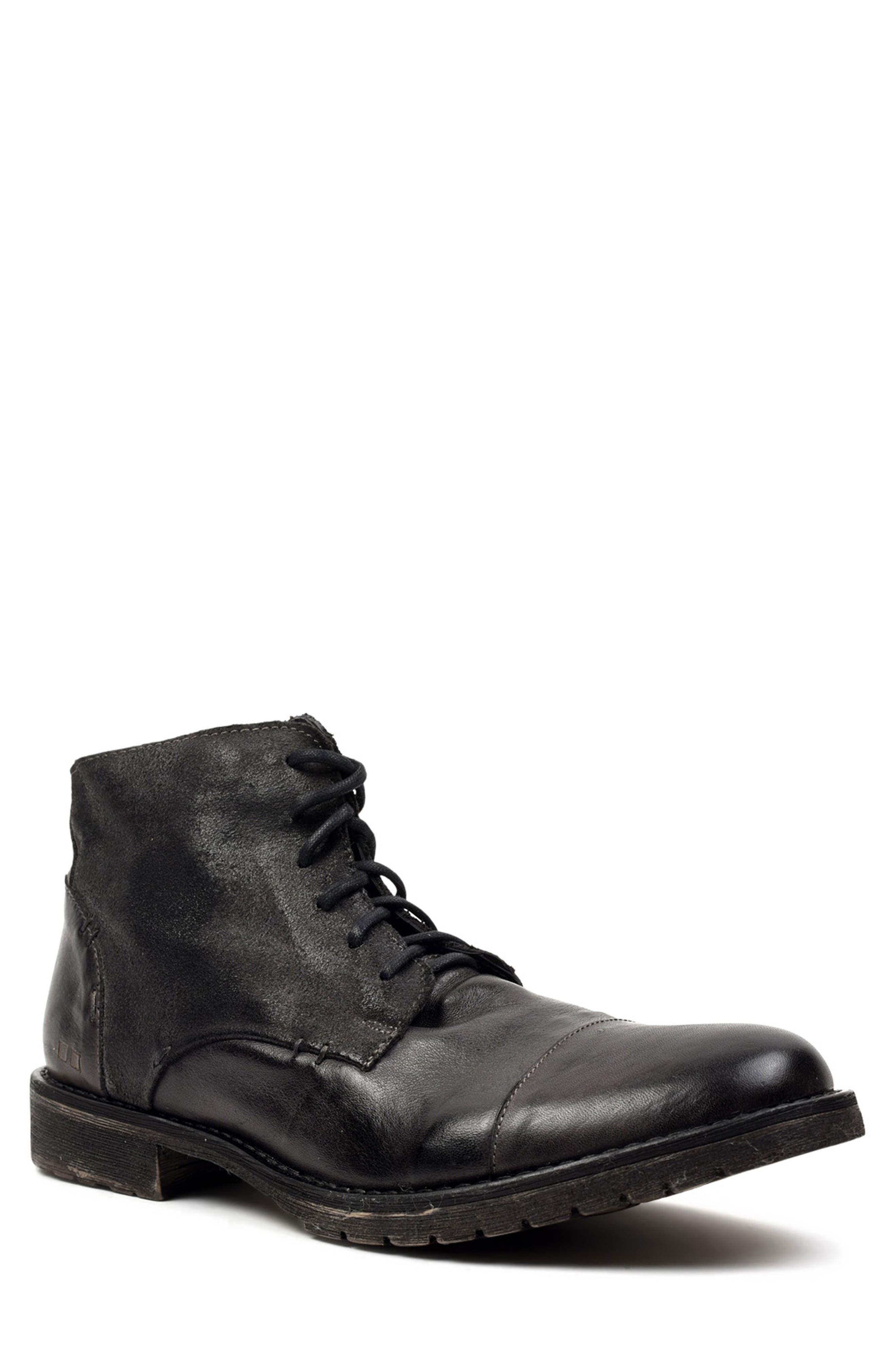 Dreck Cap Toe Boot