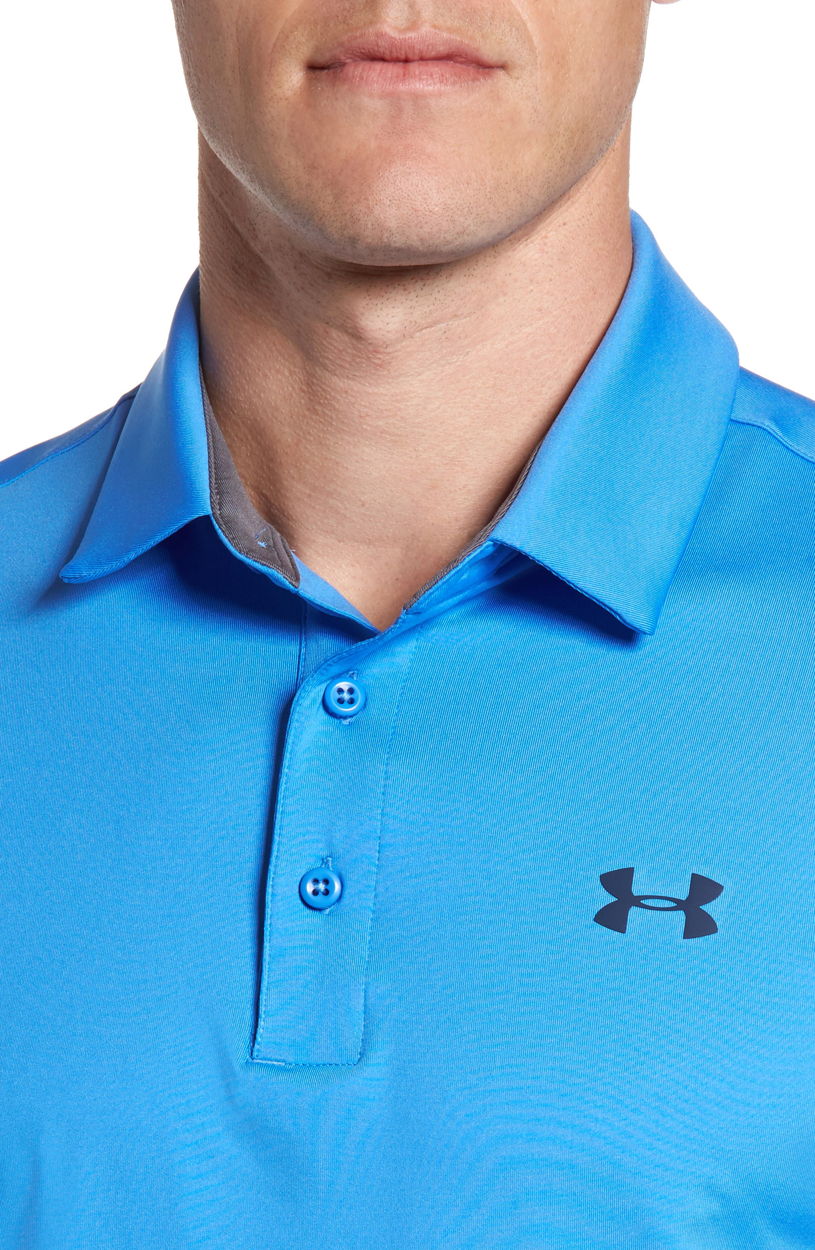 ,                             'Playoff' Loose Fit Short Sleeve Polo,                             Alternate thumbnail 306, color,                             466