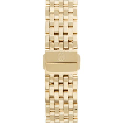 Michele Sidney 1m Stainless Steel Bracelet Watch Band