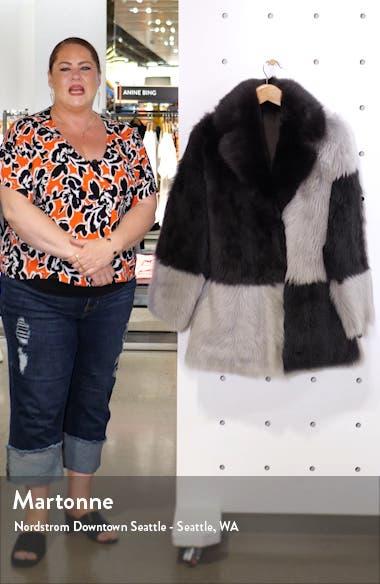 Reversible Genuine Shearling Coat, sales video thumbnail