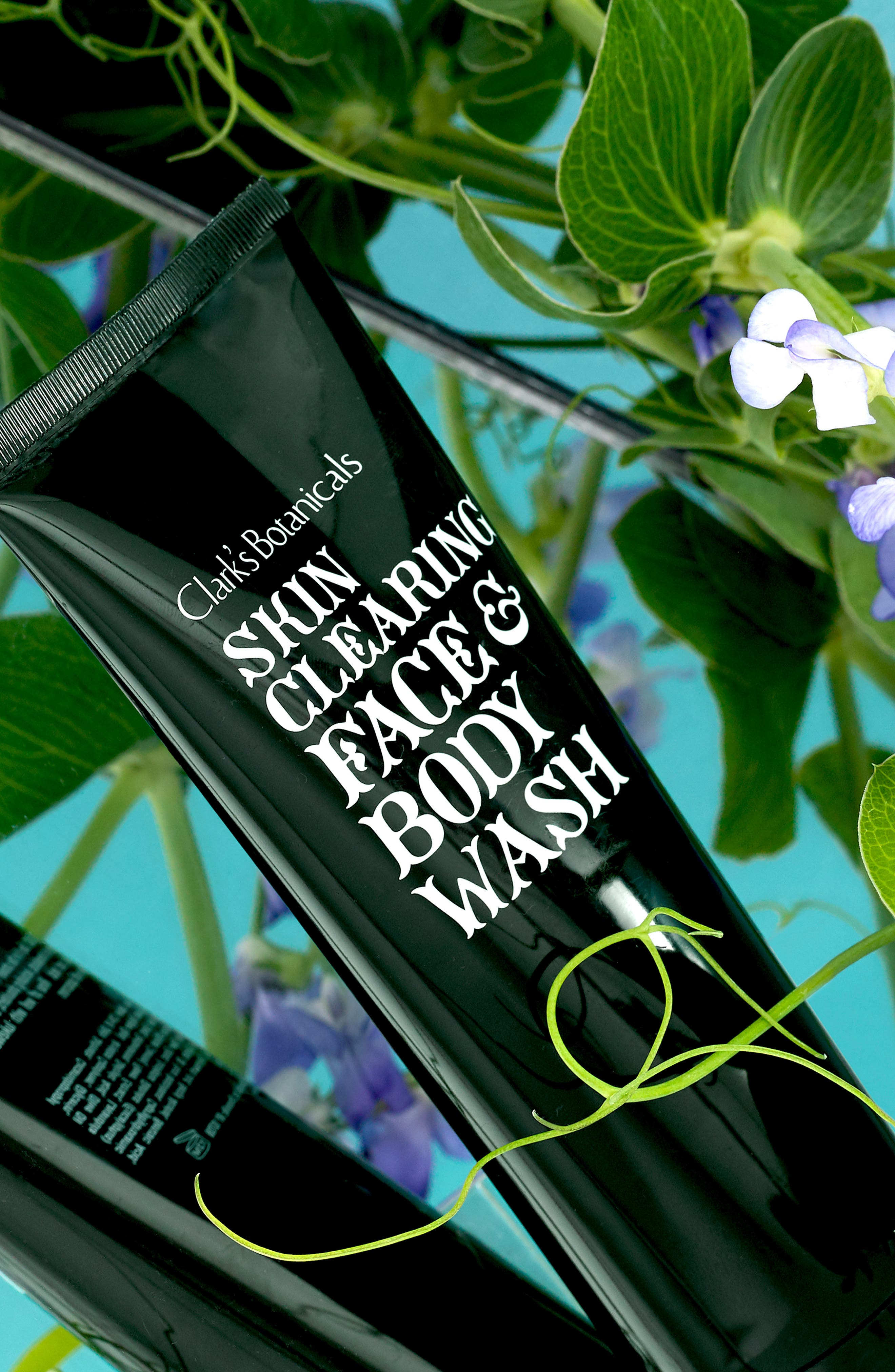 ,                             SPACE.NK.apothecary Clark's Botanicals Skin Clearing Face & Body Wash,                             Alternate thumbnail 3, color,                             NO COLOR