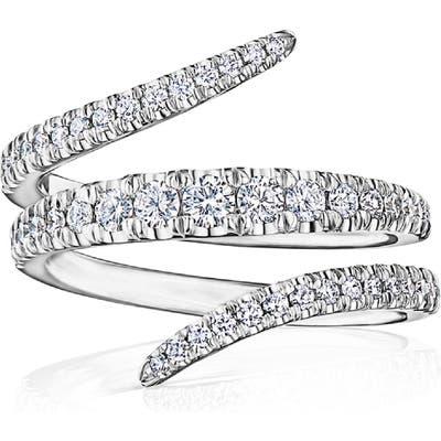Kwiat Eclipse Vine Diamond Ring