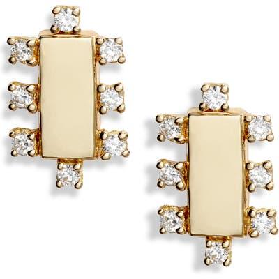 Bony Levy Kiera Scattered Diamond Stud Earrings (Nordstrom Exclusive)