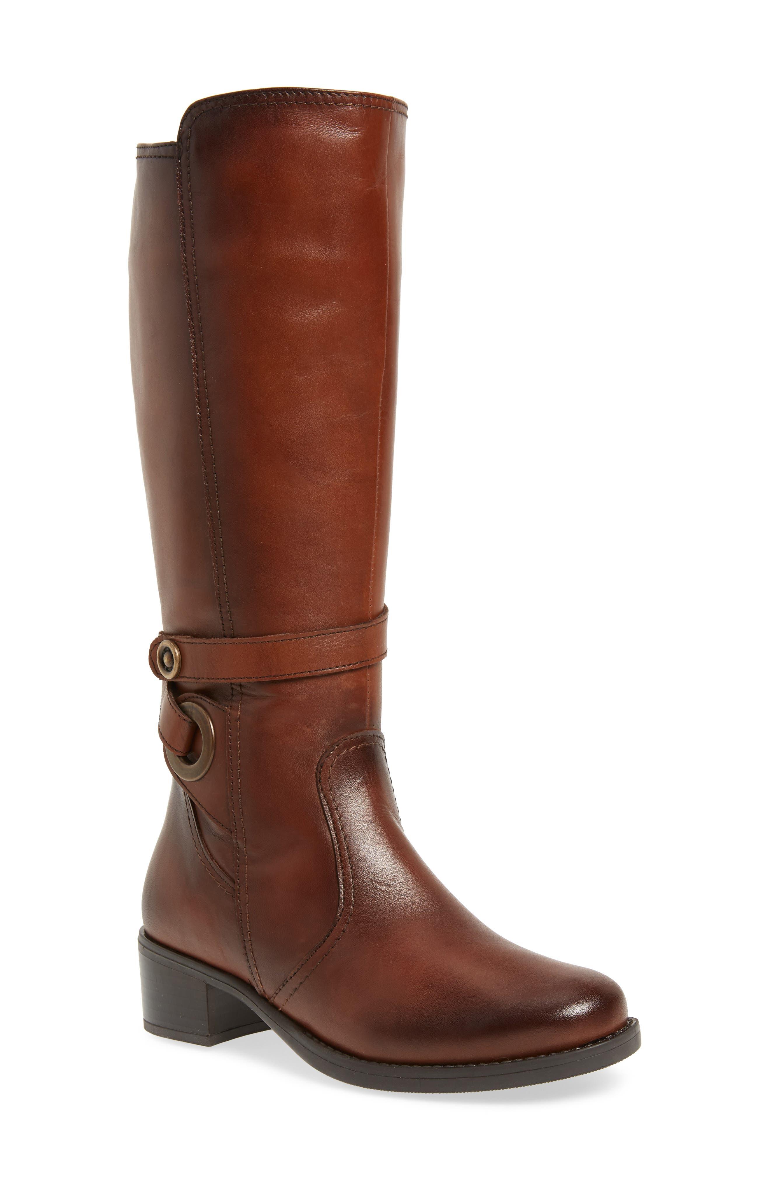 David Tate Portofino Boot, Brown