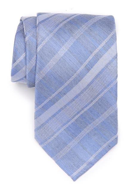 Image of Calvin Klein Plaid Tie