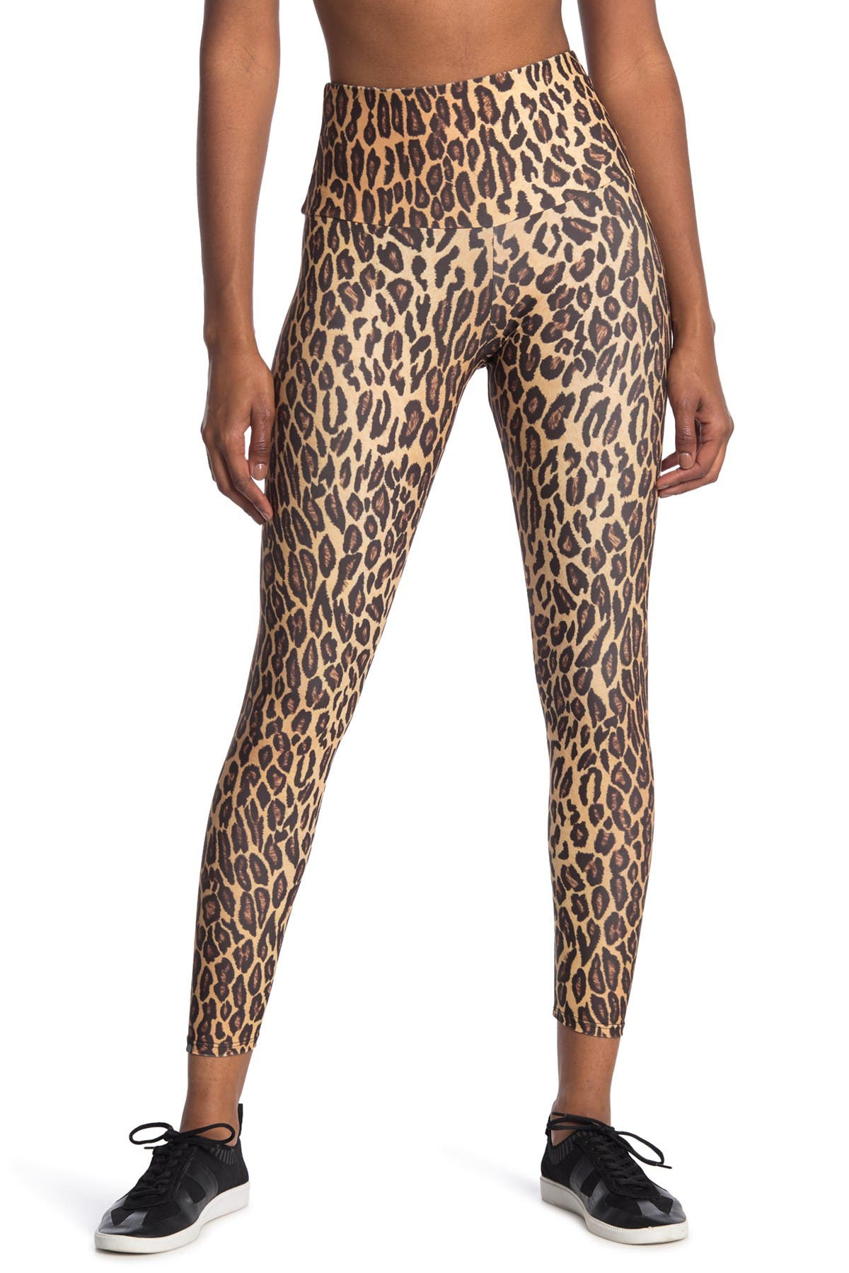 Image of ONZIE High Waist Full Length Leggings