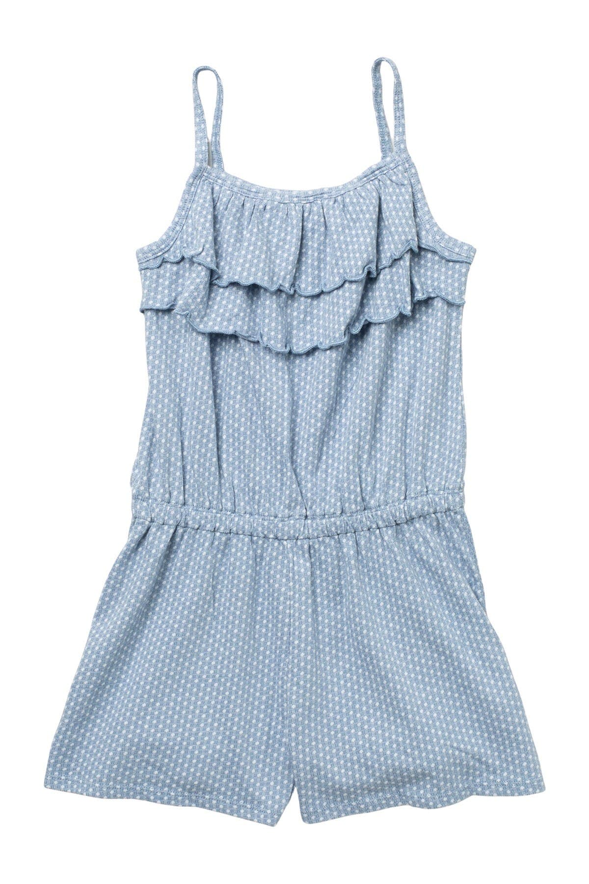 Image of Harper Canyon Tiered Ruffle Romper