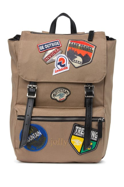 Invicta Jolly Patch Backpack