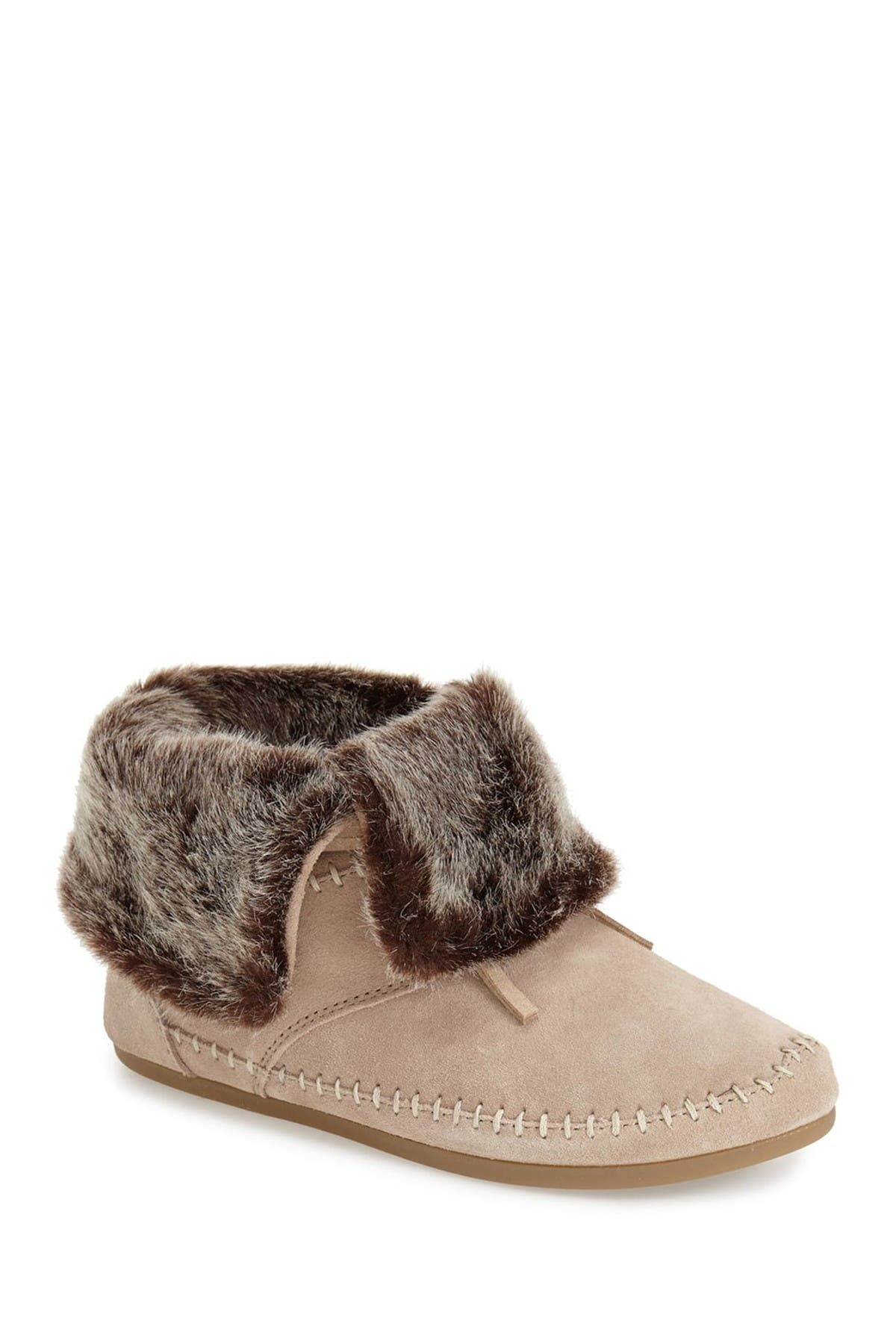 TOMS | Zahara Suede Bootie with Faux