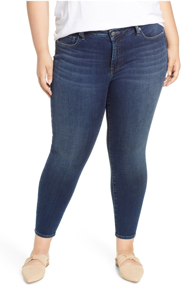 LUCKY BRAND Lolita Skinny Jeans, Main, color, 410