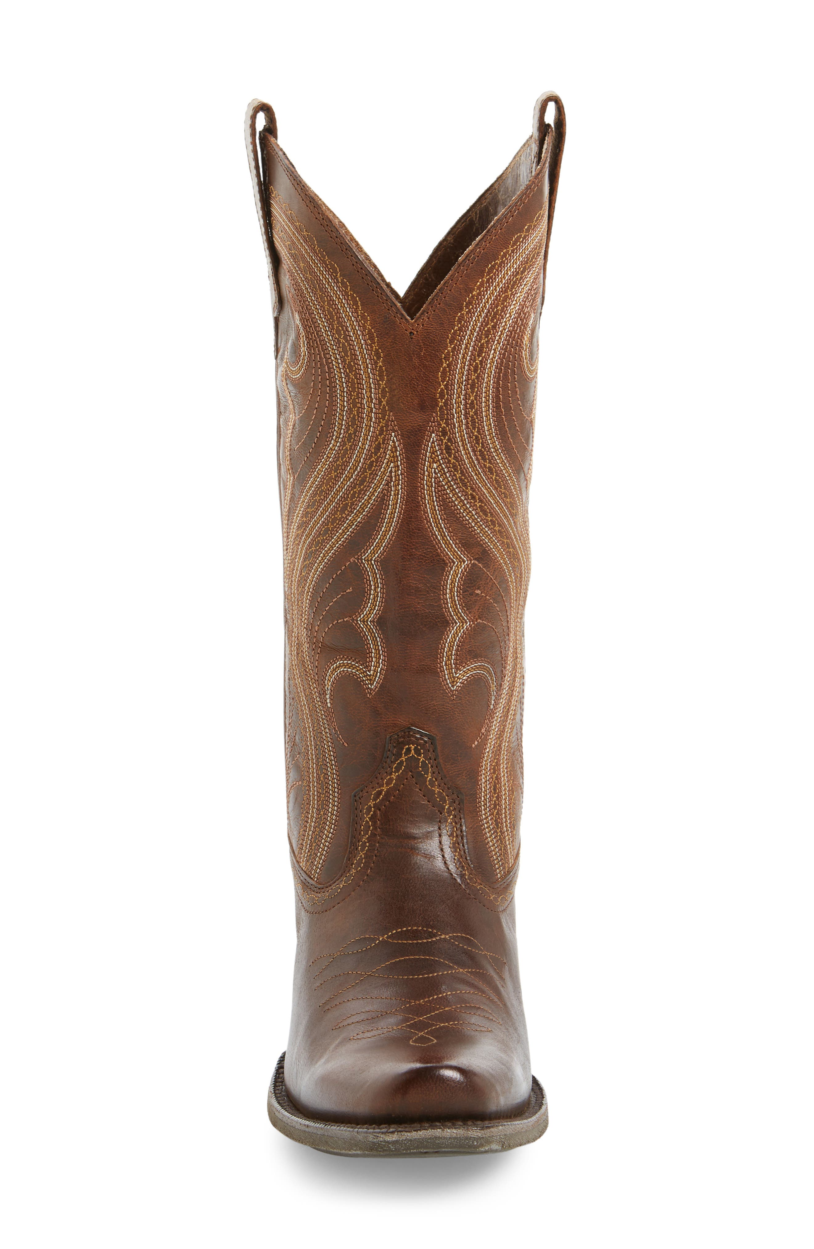 ,                             Lively Western Boot,                             Alternate thumbnail 3, color,                             200