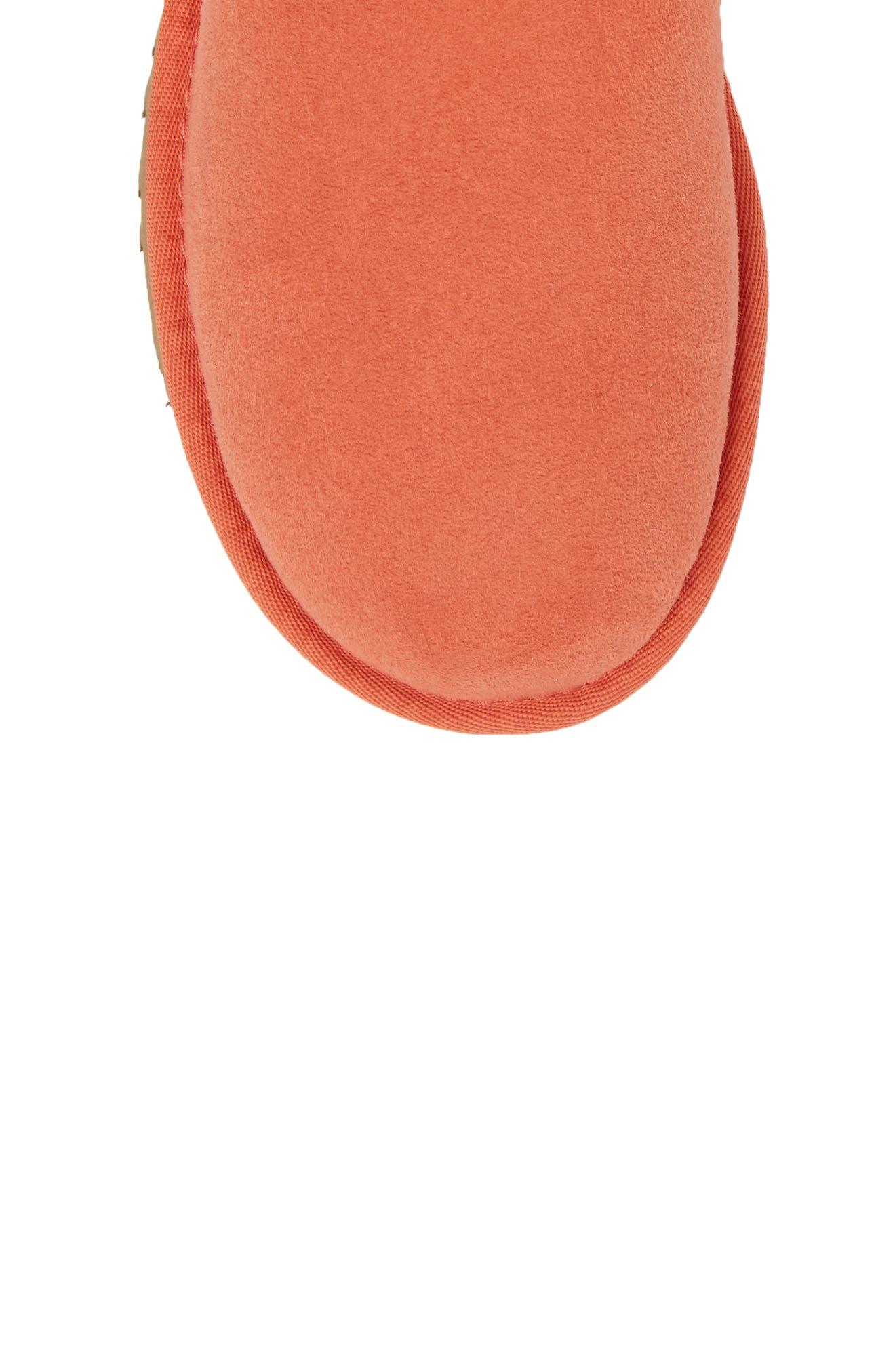 ,                             Classic Mini II Genuine Shearling Lined Boot,                             Alternate thumbnail 93, color,                             834