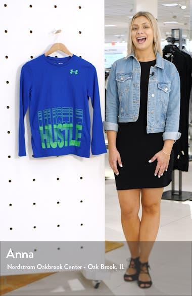 HeatGear<sup>®</sup> Big Hustle Graphic T-Shirt, sales video thumbnail