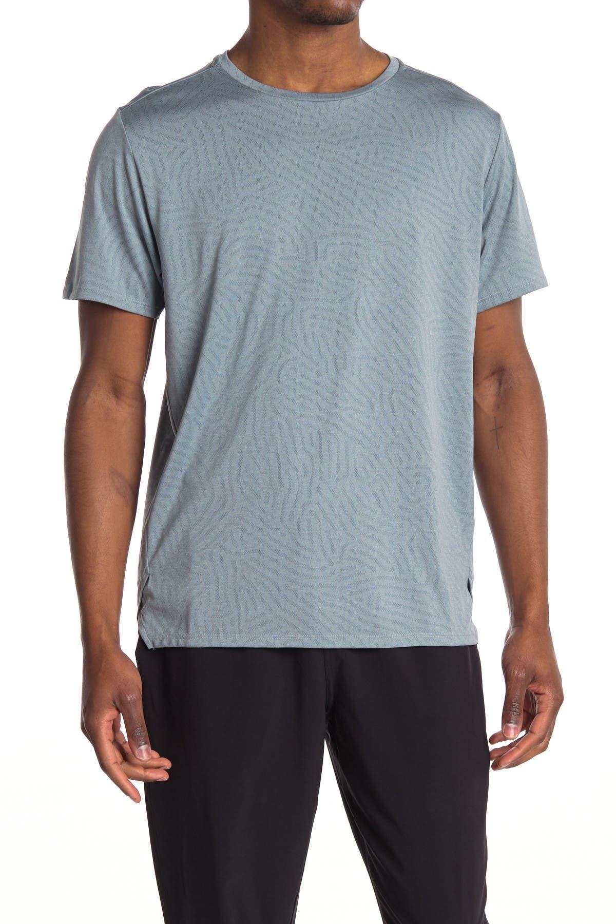 Image of New Balance Q Speed Fuel Jacquard T-Shirt