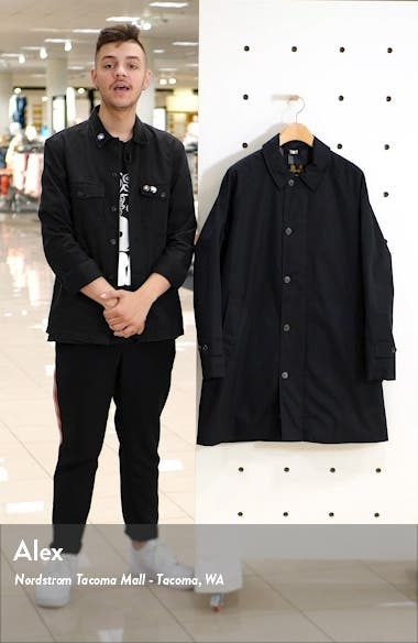 Maghill Waterproof Trench Coat, sales video thumbnail