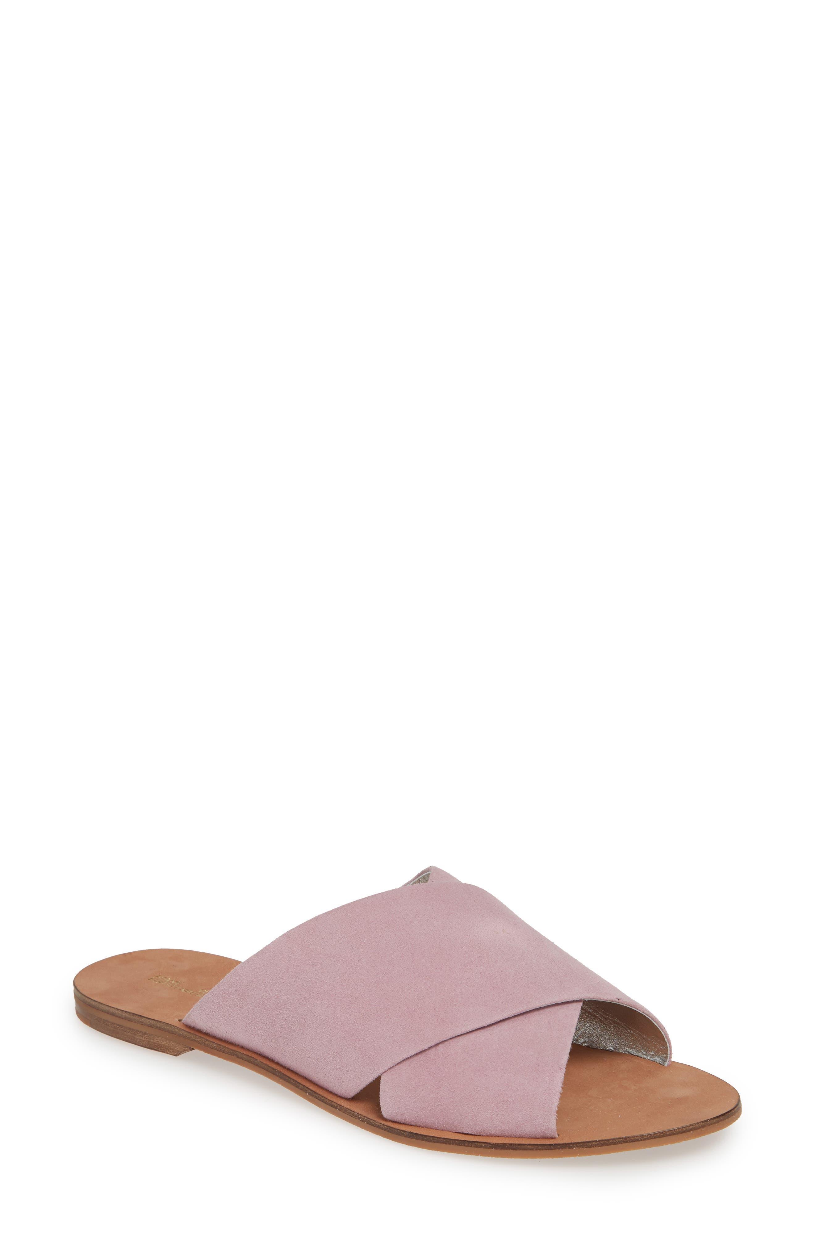 Diane Von Furstenberg Bailie Sandal- Purple