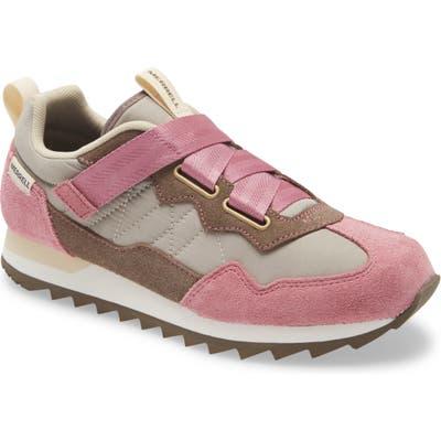Merrell Alpine Cross Sneaker, Pink