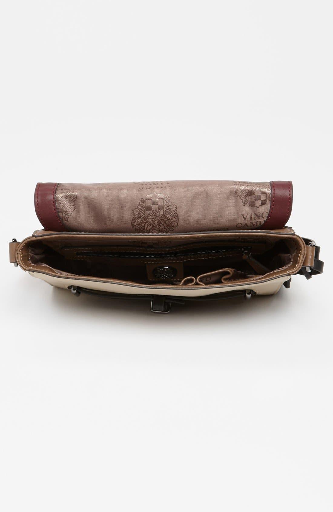 ,                             'Max' Leather Crossbody Bag,                             Alternate thumbnail 28, color,                             930