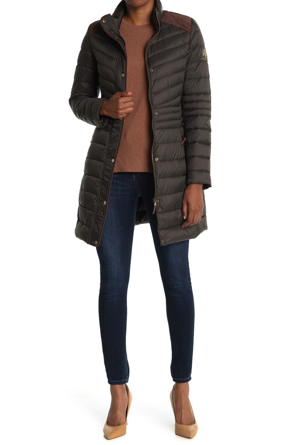 Lauren Ralph Lauren Quilted Puffer Jacket