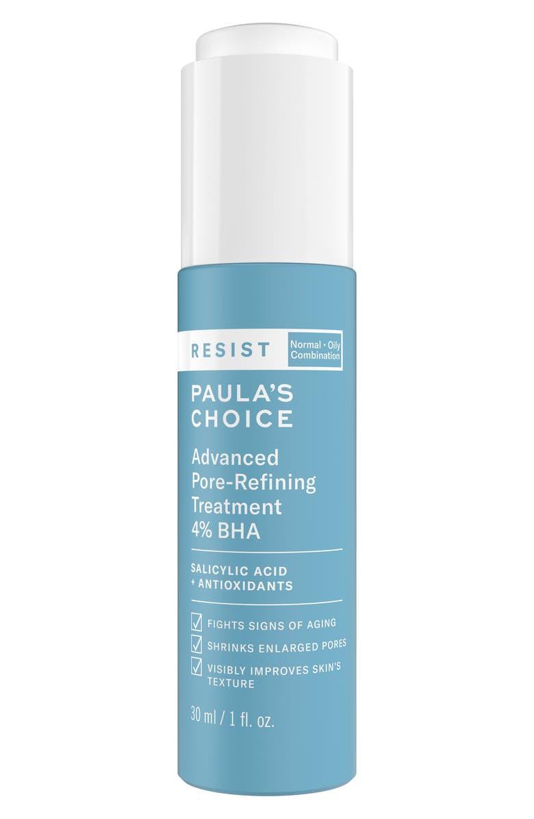 PAULA'S CHOICE Resist Advanced Pore Refining Treatment 4% BHA, Main, color, 000