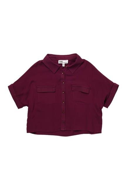 Image of Freshman Short Sleeve Woven Shirt