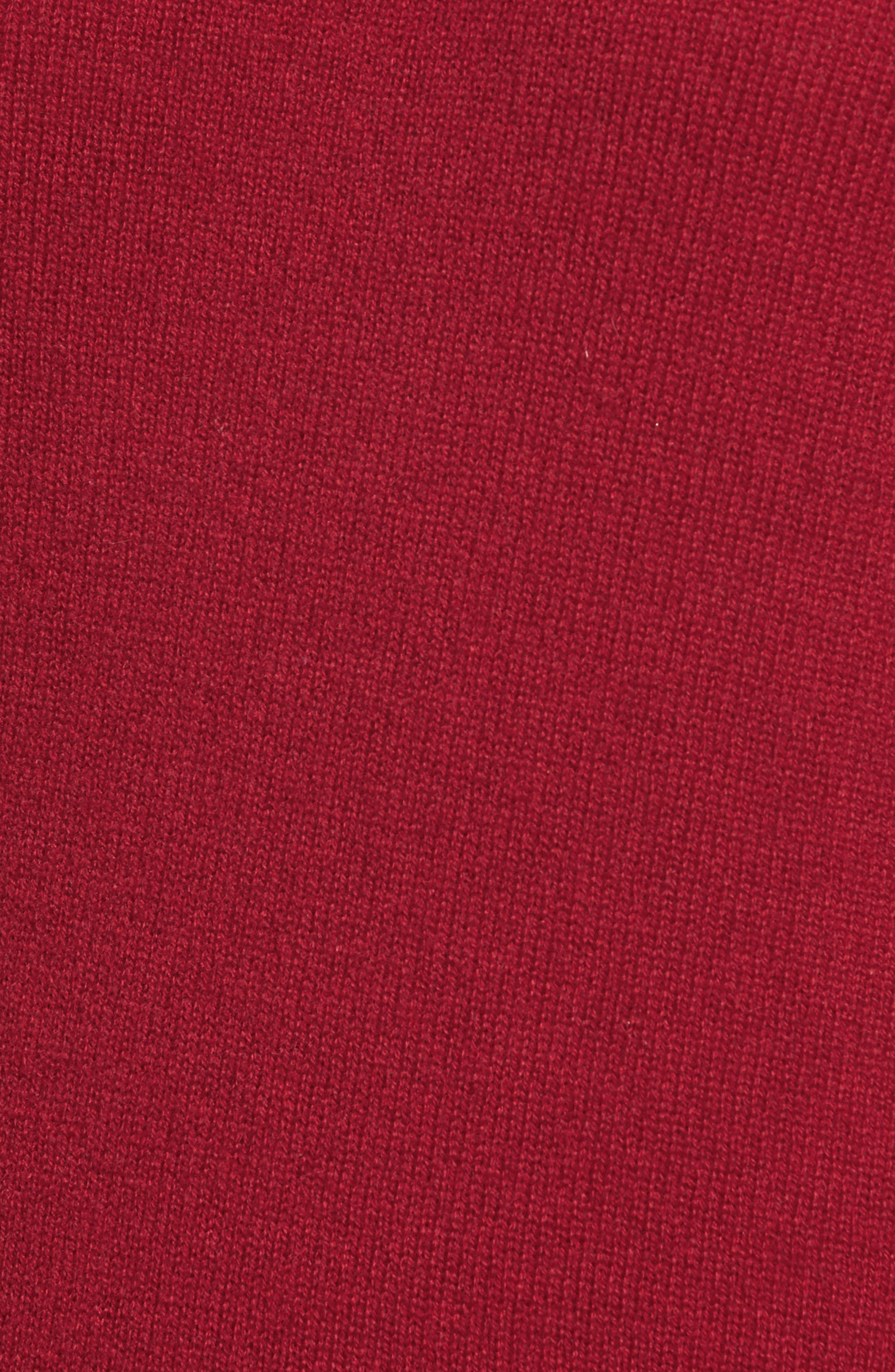 ,                             V-Neck Cashmere Sweater,                             Alternate thumbnail 96, color,                             601