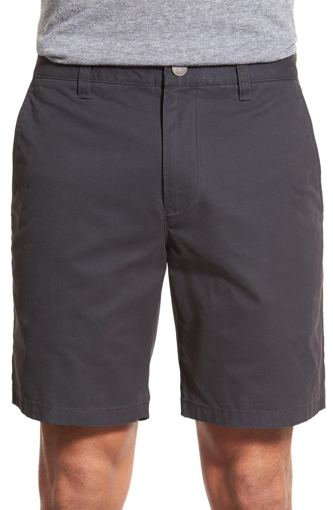 ,                             Washed Chino Shorts,                             Main thumbnail 4, color,                             002