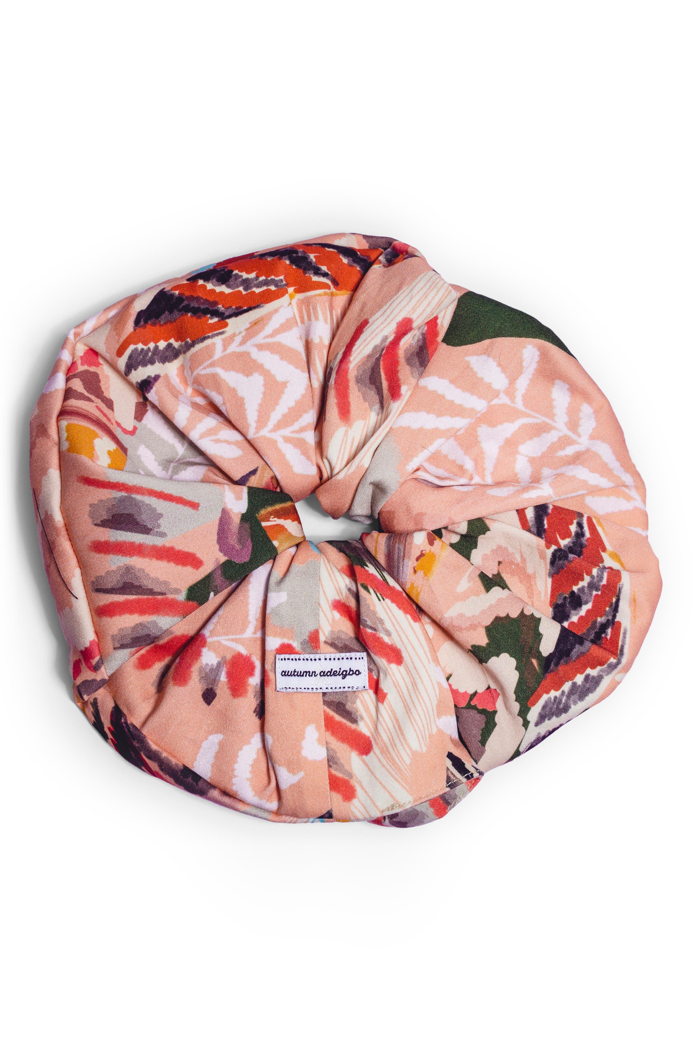Heathered Scrunchie