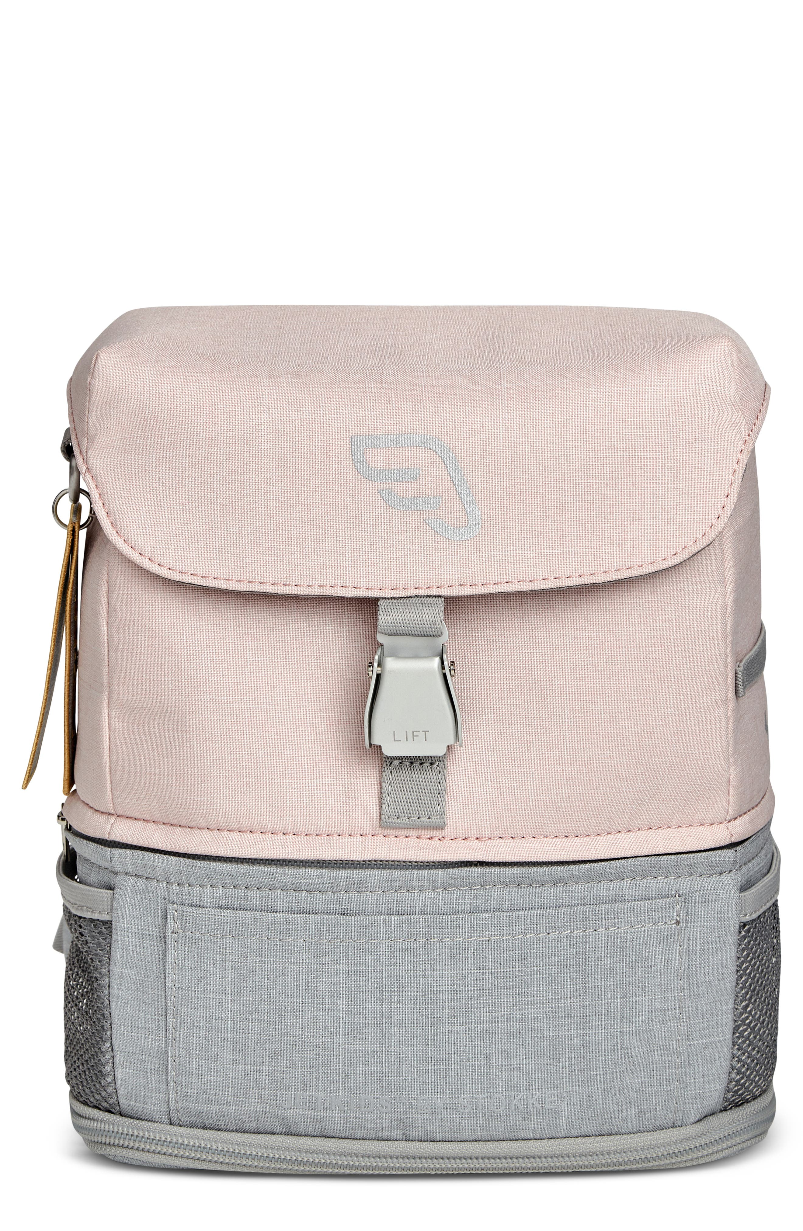 Stokke Jetkids By Stokke Crew Expandable Backpack - Pink