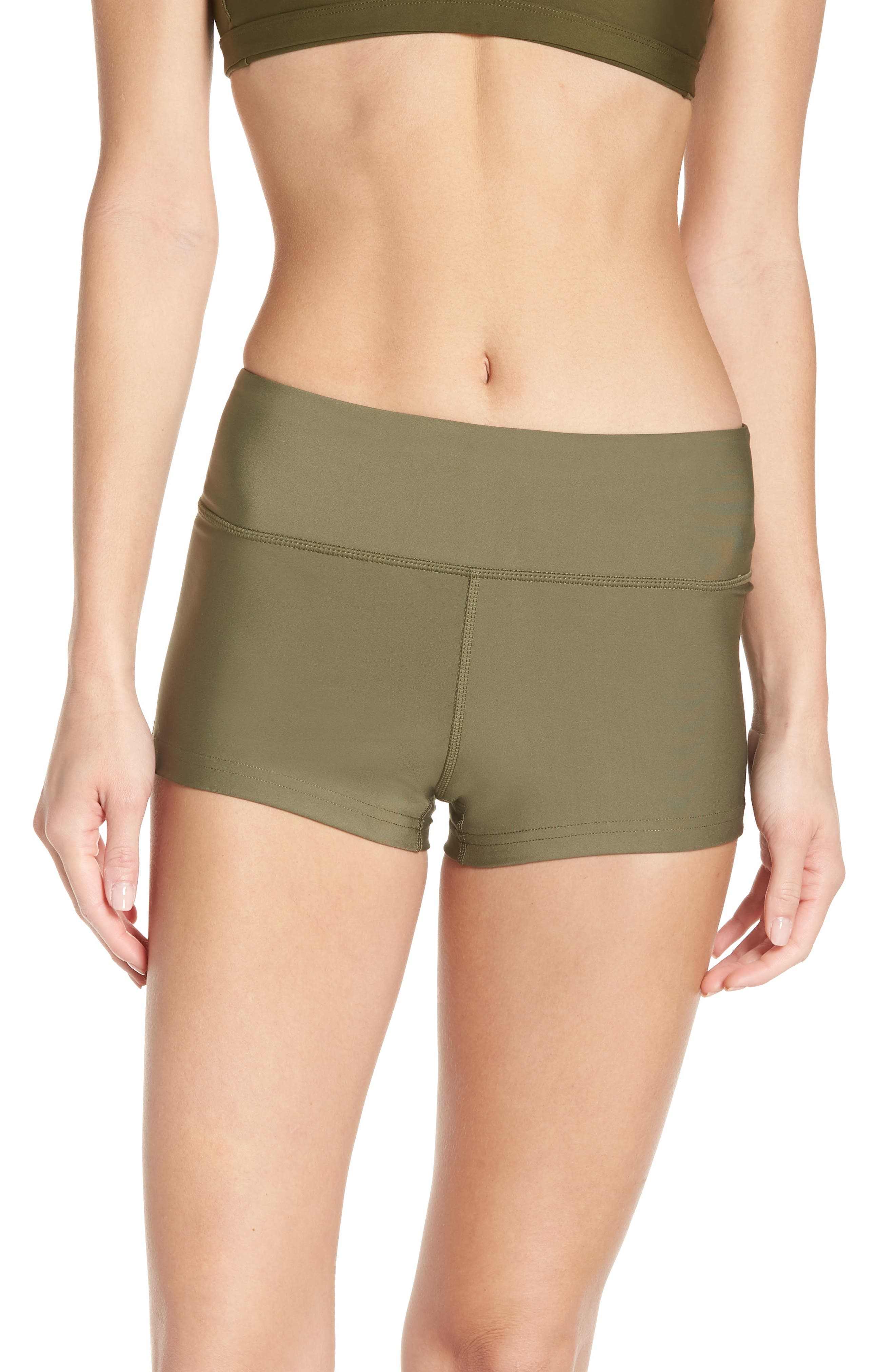 Hurley Quick Dry Surf Shorts, Green