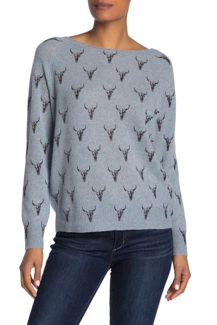 Image of SKULL CASHMERE Dawson Cashmere Sweater