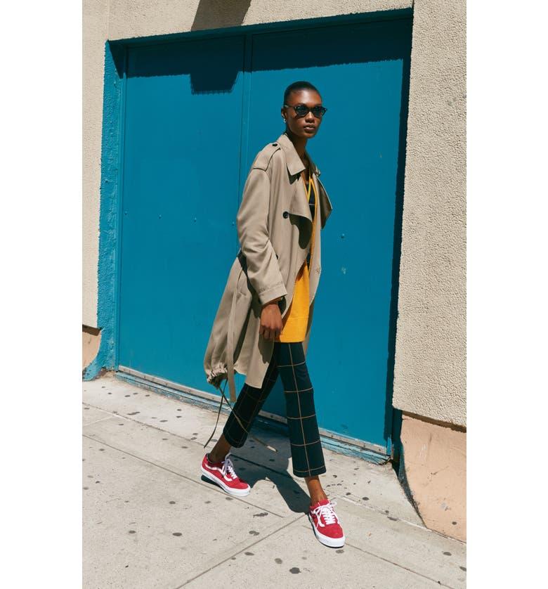 VANS Old Skool Suede Low Top Sneaker, Main, color, 500