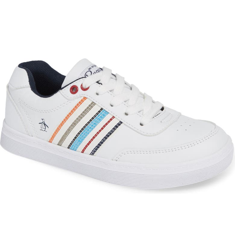 ORIGINAL PENGUIN Dacon Sneaker, Main, color, 143