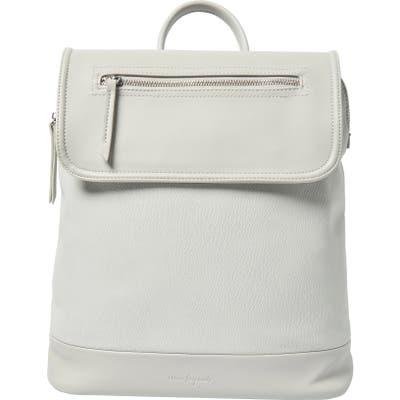Urban Originals Lovesome Vegan Leather Backpack - Grey