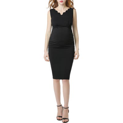 Kimi And Kai Talula Body-Con Maternity Dress
