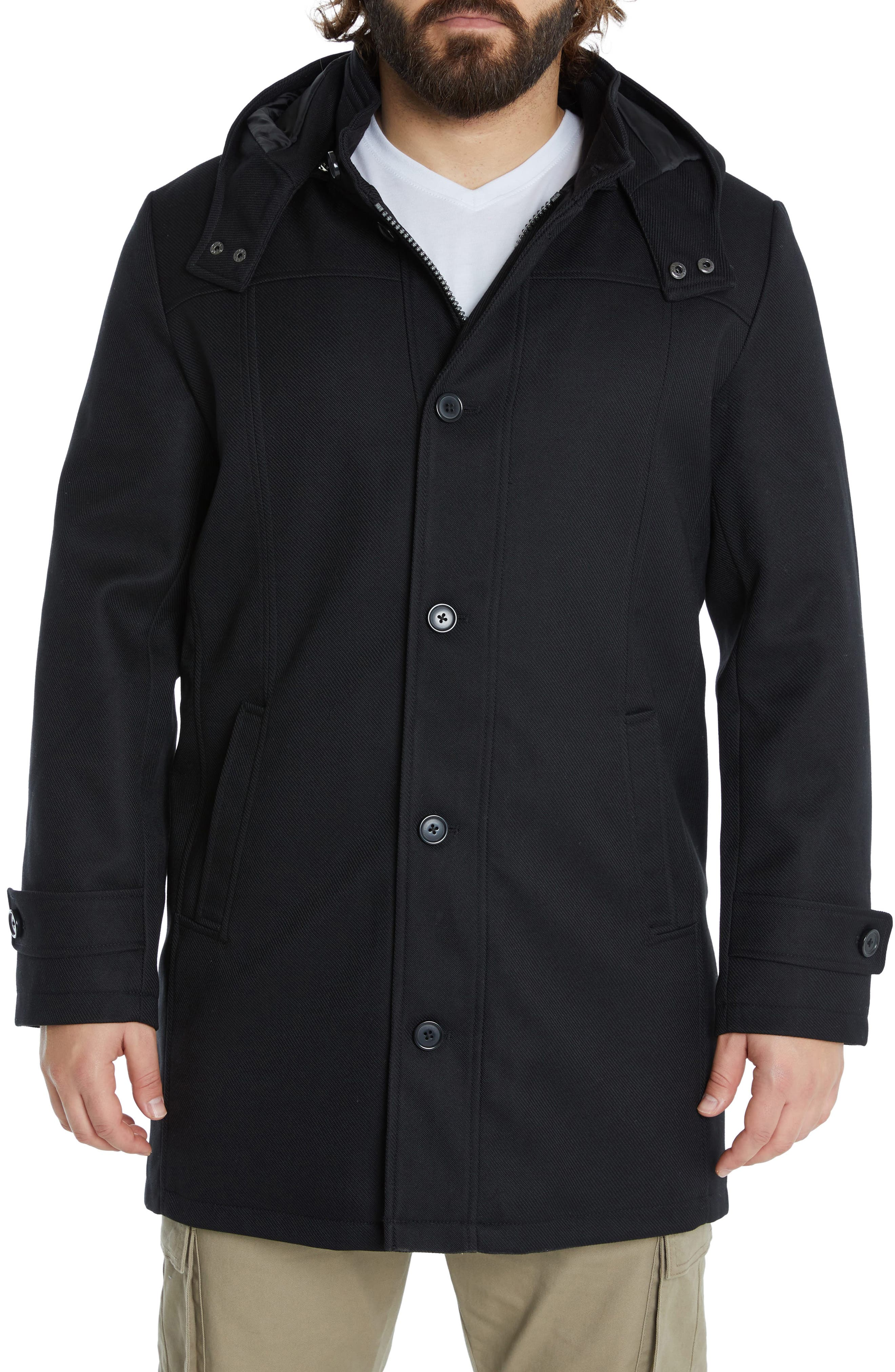 Wales Hooded Coat