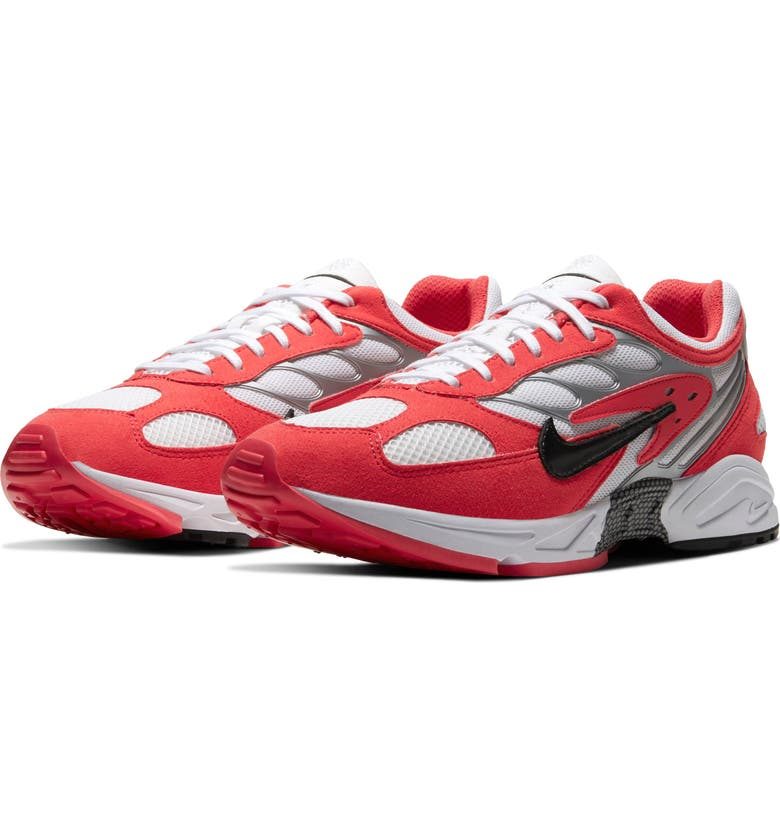 NIKE Air Ghost Racer Sneaker, Main, color, 601
