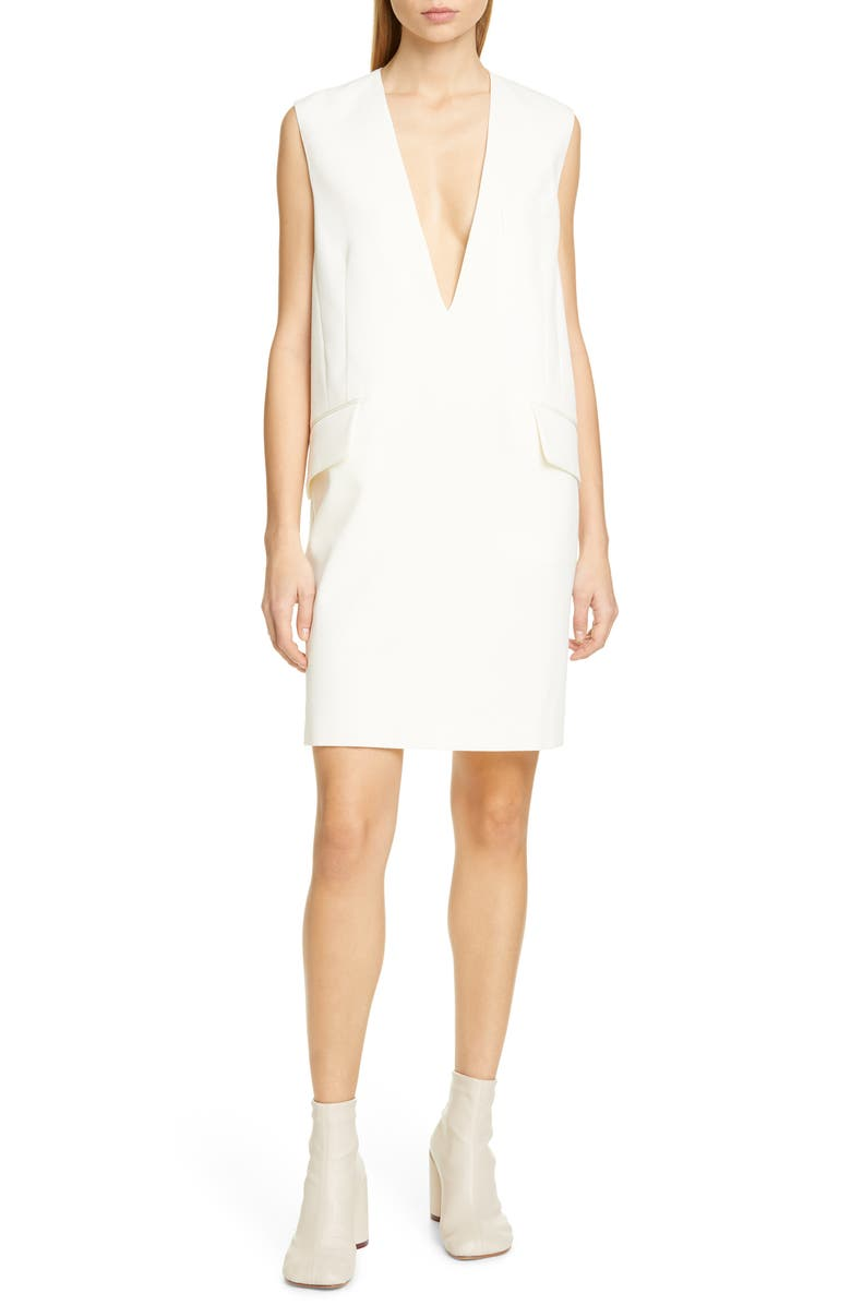 MM6 MAISON MARGIELA Shift Dress, Main, color, CALICO