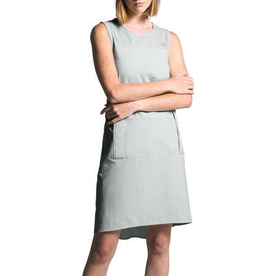 The North Face Explore City Bungee Travel Dress, Grey