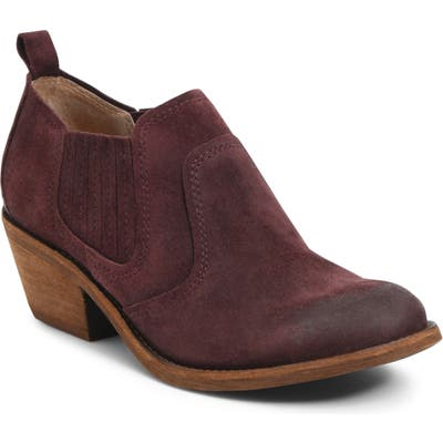 Sofft Aiden Ankle Boot, Burgundy