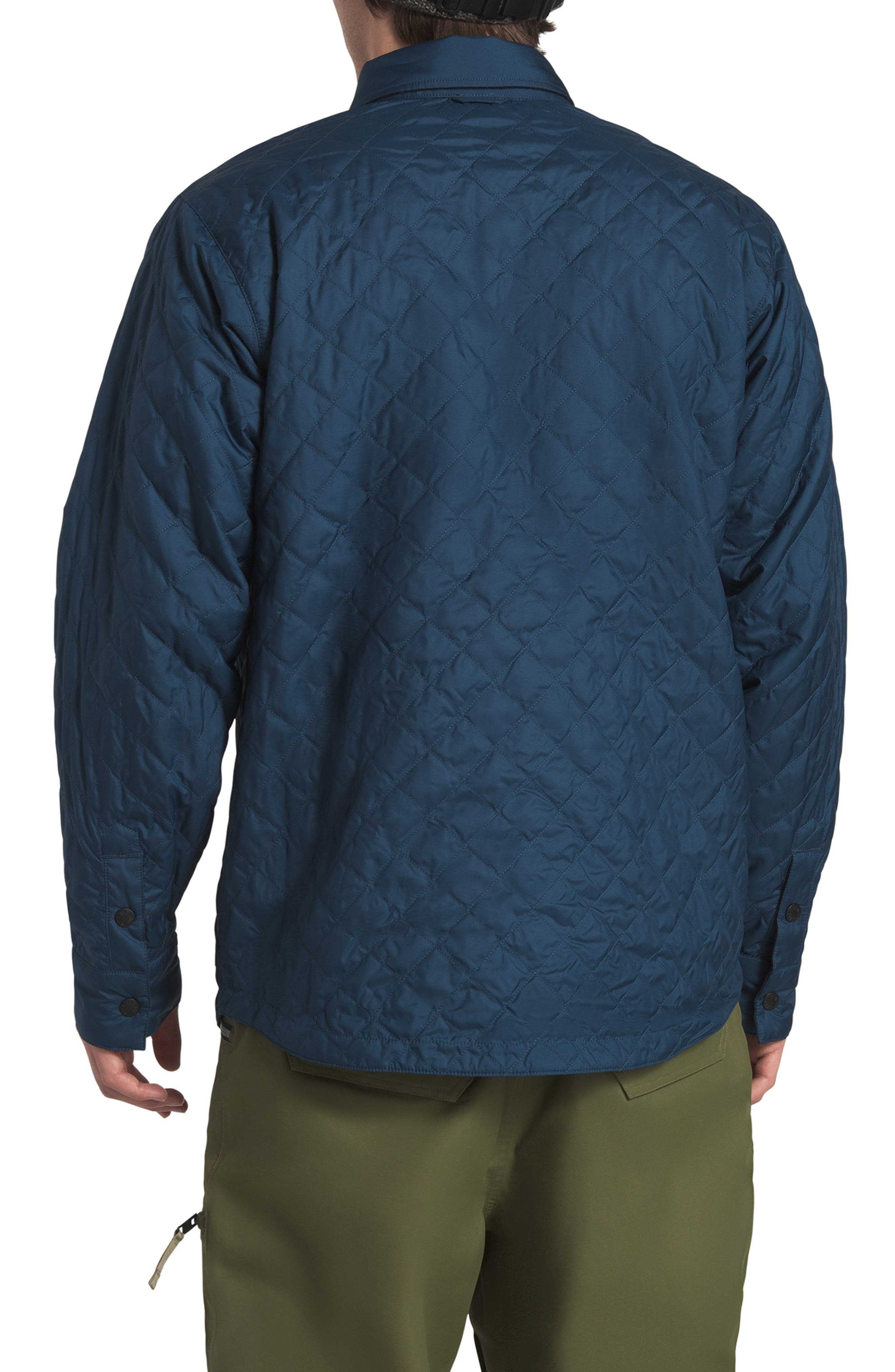 ,                             Fort Point Insulated Reversible Shirt Jacket,                             Alternate thumbnail 38, color,                             440