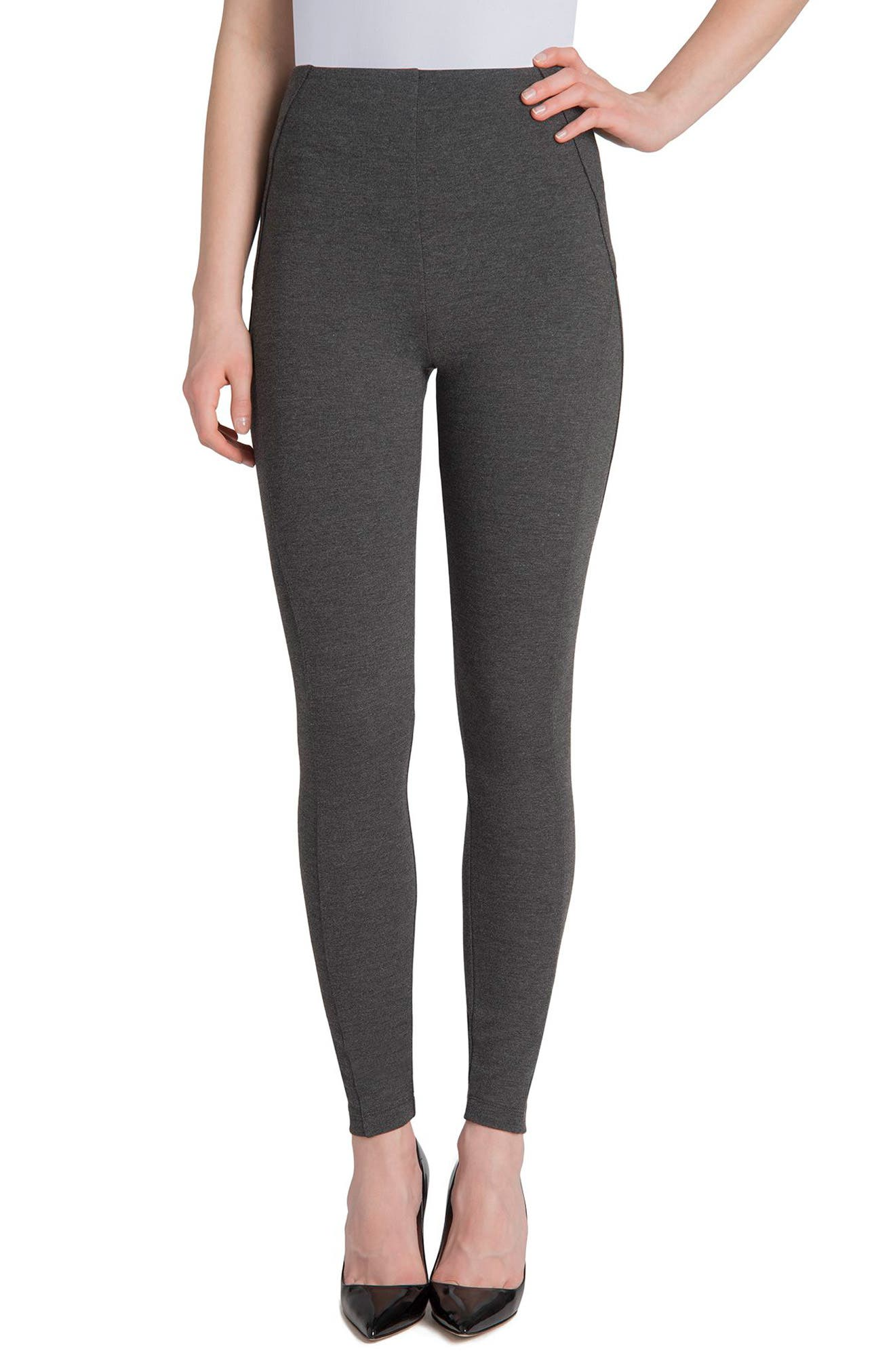 Image of Lysse Ella Seamed Ponte Leggings